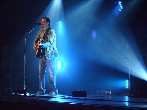 Matthew Good / Centennial Hall / London, Ontario / 16 October 2007