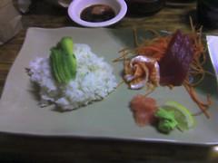 Sushi on October 17, 2007