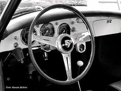 Retr (Renato Bellote) Tags: brazil brasil four classiccar 4  porsche paulo rs so 60 renato 1959 carrera cabriolet 356 garagem carroantigo a bellote antigomobilismo 4cam garagemdobellote