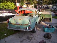 100_6001 (ssbielman) Tags: vw volkswagen notchback azurblau
