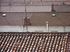en los tejados (jpg_ponferrada) Tags: ventanas tejado chimenea