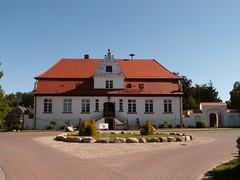 E.M.Arndt Gedenkst�tte in Grossschoritz, Insel R�gen