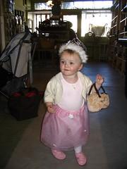 Maisy on Halloween