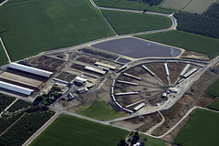 Dairy Farm Modesto California (Matt Bearup) Tags: california usa america unitedstates cows farm unitedstatesofamerica central aerial fromabove valley fromtheair sanjoaquin stanislauscounty