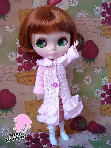 MforM Pink Sweater
