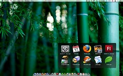 Add Recent/Favorite Items Stack to your Dock (Brajeshwar) Tags: favorite apple dock shot screensaver screen stack leopard fl macosx recent applications
