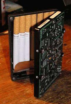 Eski Bilgisayar Parçalarını Kullanmanın İlginç Yolu...!!!