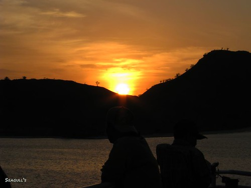 Poto Tano Harbour