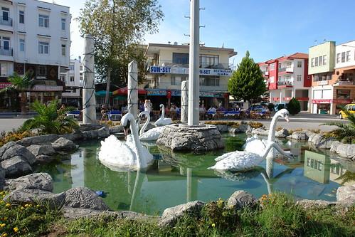 Belek | Swan Fountain by fxp.