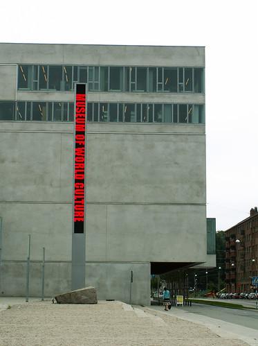 Göteborg - Världskulturmuseet (Museum of World Culture)