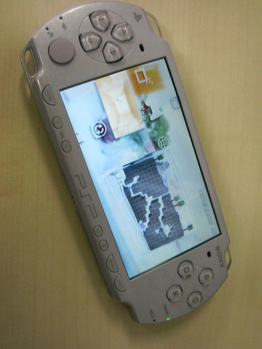 新型PSP