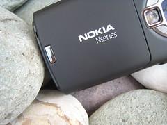 Nokia N95 8GB Nseries logo