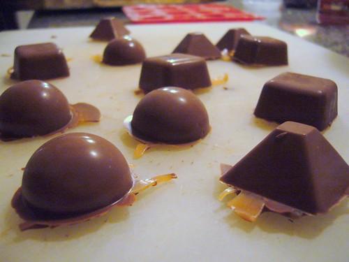 Dark Chocolate & Rosemary Caramel w/ Fleur de Sel