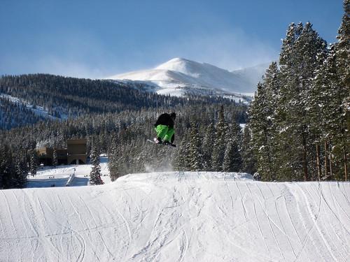 Breckenridge Skiing