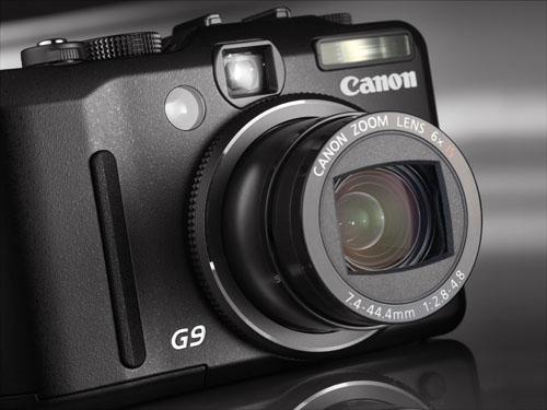 Foto de Canon PowerShot G9