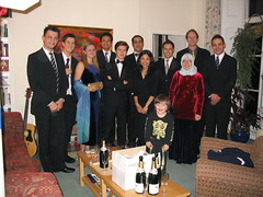 Foundation Day 2005 (connaught.hall) Tags: party students smart formal tie celebration suit event occasion blacktie universityoflondon dinnerjacket eveningwear foundationday connaughthall