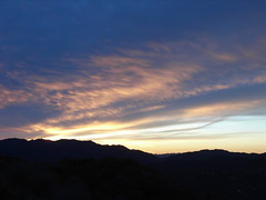 Topanga Canyon Sunset 1 (Sylvia Park, California, United States) Photo