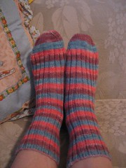 socks from my Apres sock pal
