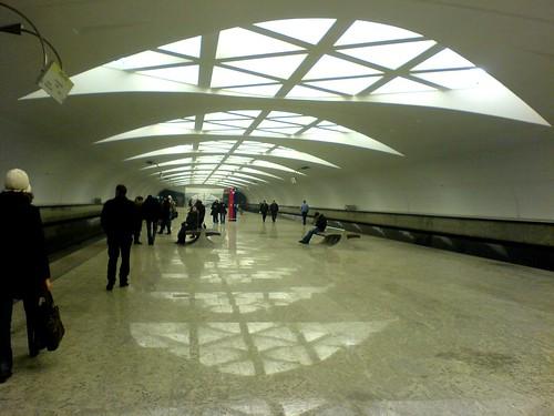 """Станция метро """"Строгино"""""""