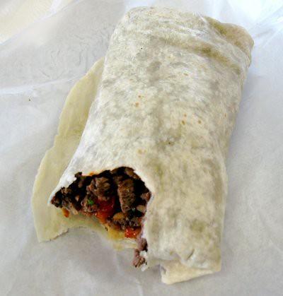 Pepe's - Carne Asada Burrito