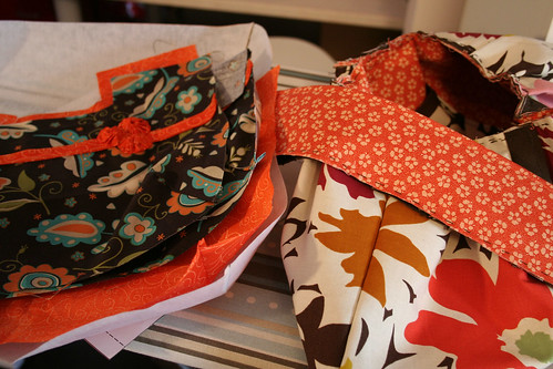 Bags, in Progress