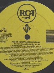 Right Here - Human Nature
