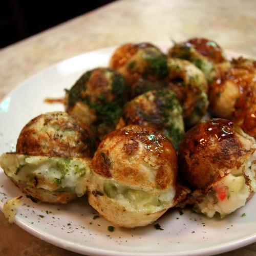snack -takoyaki-