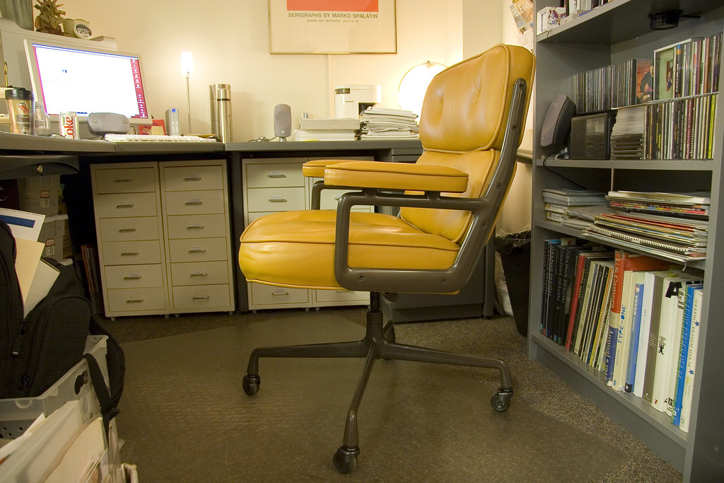 Eames Time Life Executive Work Chair 2