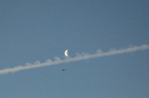 Moon-trail-plane