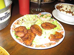 Plantains @ Edgewater Lounge