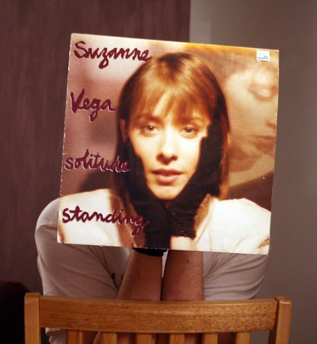 Suzanne Vega Sleeveface