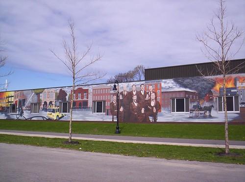 05 Mural in Oswego