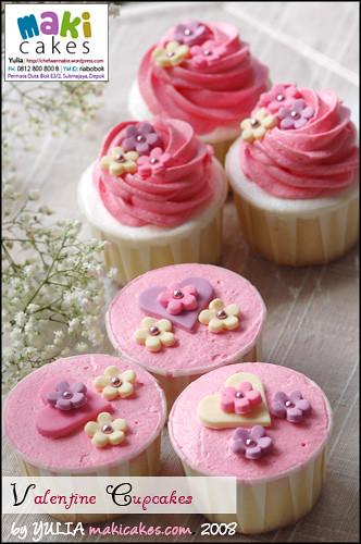 valentine cupcakes. Valentine Cupcakes