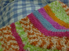 socksndishcloth 015 (crochet-along) Tags: knitting craft yarn dishcloth cotton