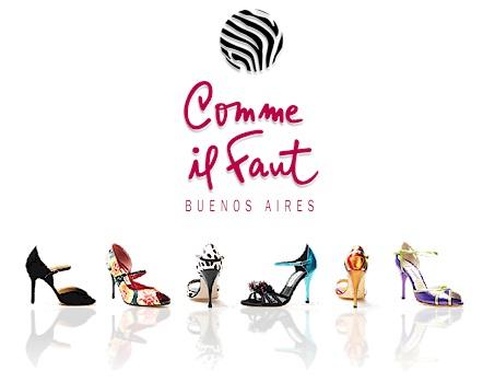 Comme-Il-Faut Tango shoes