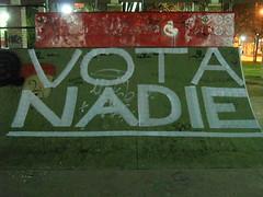 skatepark (nadie en campaña) Tags: graffiti huesca nadie nuevanovedad votanadie