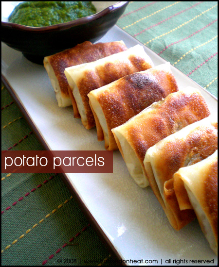 Potato Parcels