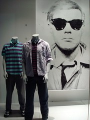Andy Warhol at The GAP
