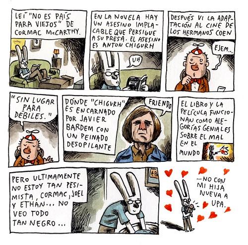 No es país para viejos - Liniers