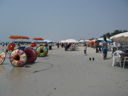 Silver Beach - Beihai, China