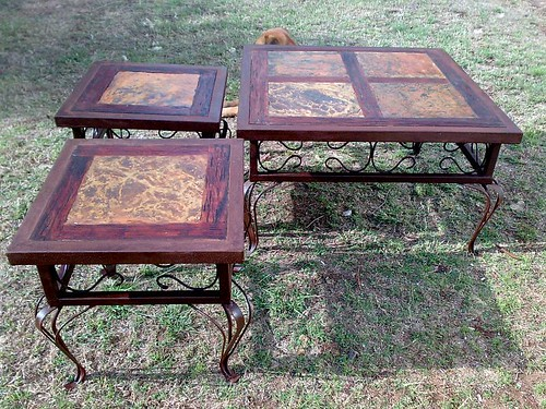 Rustic table set (pic 1)