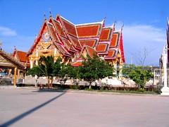 Wat Khu Sang, Samut Prakan