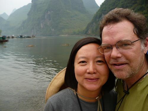 Week 15 - Li River - Between Yangdi and Xingping, China