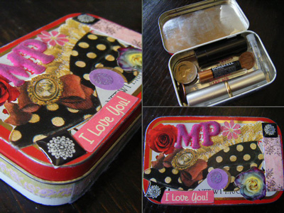Makeup or Lipstick Case