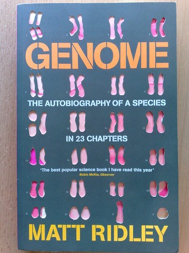 Genome por Matt Ridley