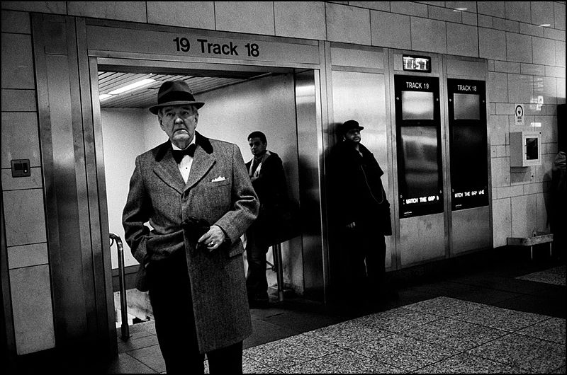 """New York x New York"""