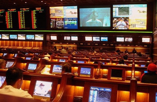 The Wynn Las Vegas Sportsbook