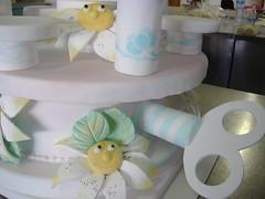 Foto dettagli torta carillion