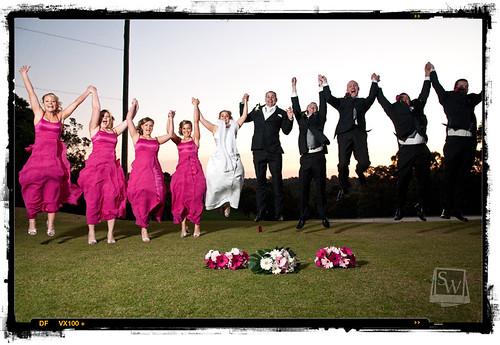 Chris + Kylie's Wedding
