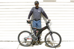 Carl w/ his Trek